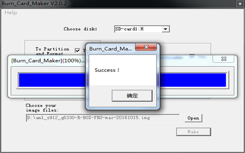 Bootcard Maker for TVbox with Amlogic Processor - The Simplicity Post