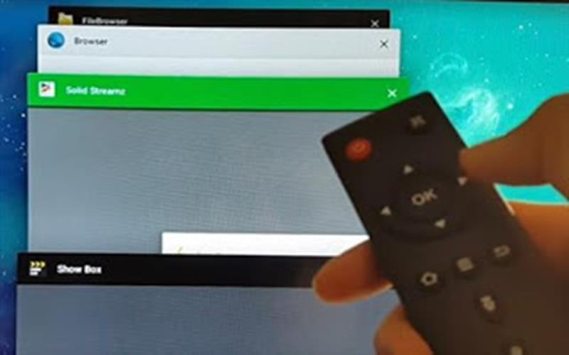 How to Shut Down Background Applications on your Android TV Box
