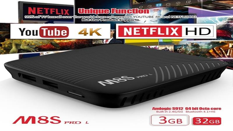 Mecool M8S PRO L 4K TV Box Amlogic S912 - The Simplicity Post