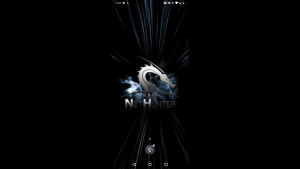 Kali Linux NetHunter Kex