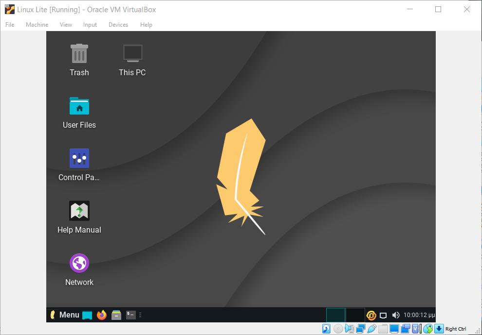 Linux Lite 30